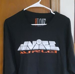 Mens vlone x juice long sleeve